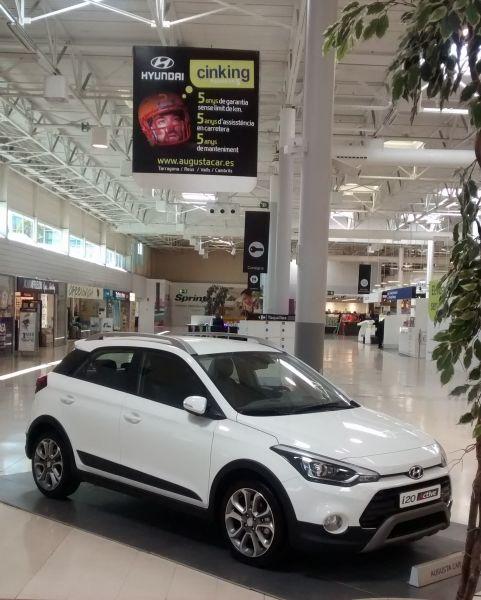 AUGUSTA CAR, AL CARREFOUR DE TARRAGONA