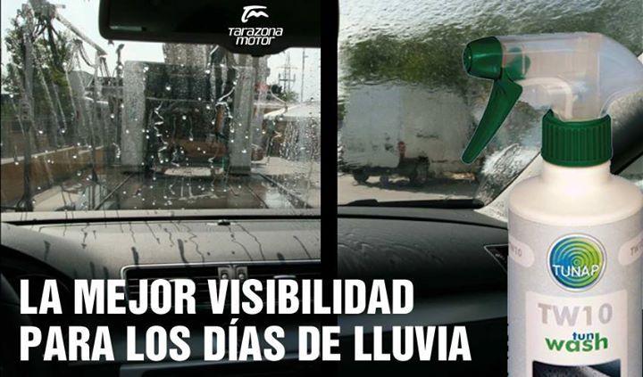 ¡ LA MEJOR VISIBILIDAD PARA LOS DÍAS DE LLUVIA !