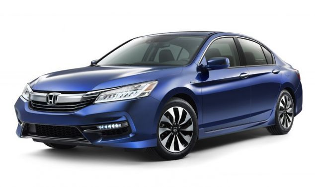 HONDA ACCORD HYBRID 2017: SIN VERSIÓN PLUG-IN