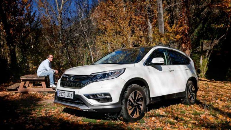 HONDA CR-V: LAS 10 CLAVES DE UN SUV DE ÉXITO