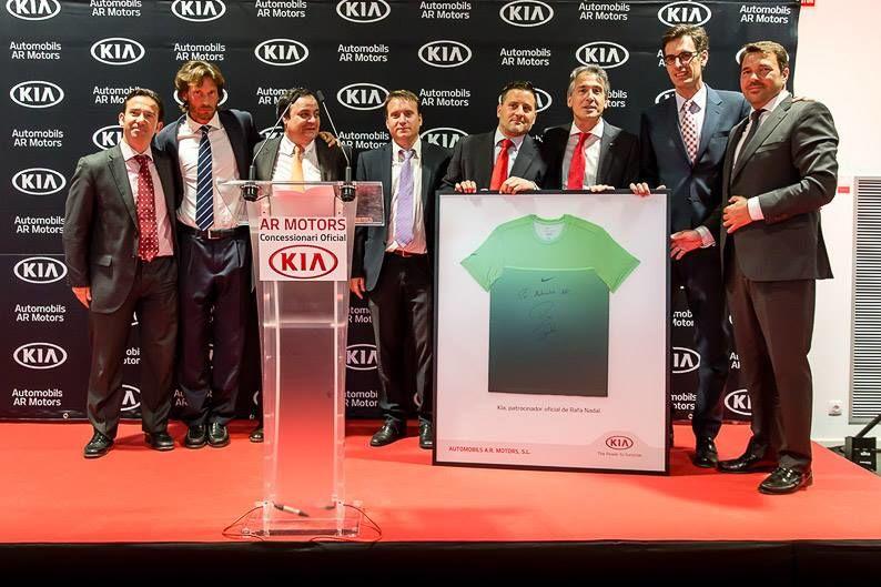 Inauguración del nuevo concesionario en Mataró