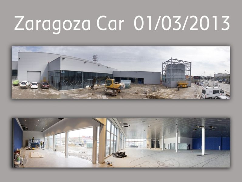 Zaragoza Car en Marzo 2013