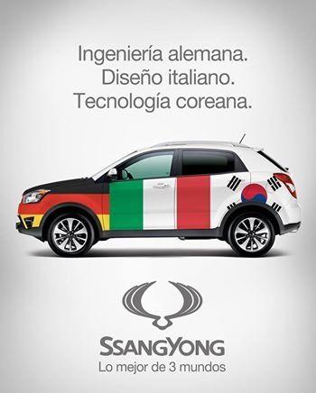 INGENIERÍA ALEMANA, DISEÑO ITALIANO Y TECNOLOGÍA ALEMANA... LO MEJOR DE TRES MUNDOS