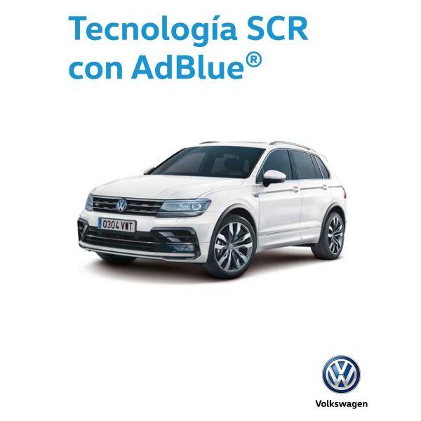 Tecnología SRC con AdBlue®.