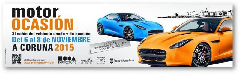El Tívoli de SsangYong estará en el XI Motor Ocasión de A Coruña