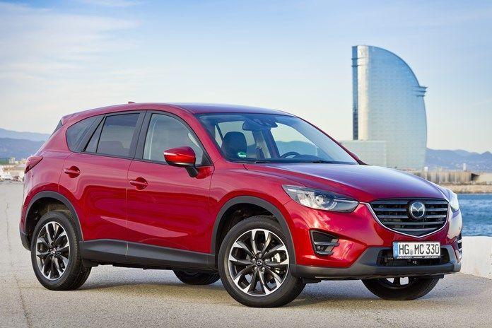Mazda logra la máxima calificación en seguridad de Estados Unidos