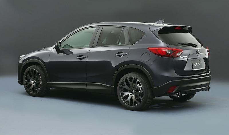 Mazda CX-5: El 'todo en uno' definitivo
