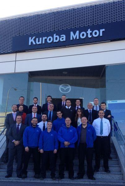 Kuroba Motor, S.L. premiado en 2015 por el mejor servicio