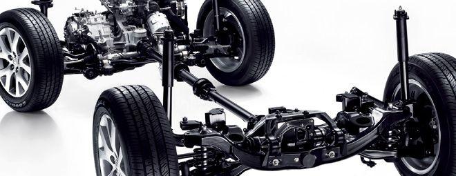 Amortiguadores Mazda