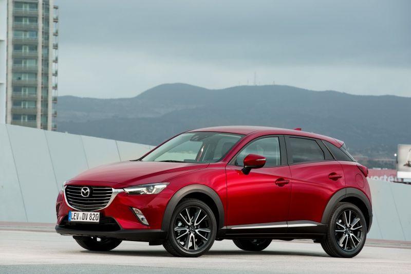 Mazda con gran crecimiento en Europa durante el primer trimestre