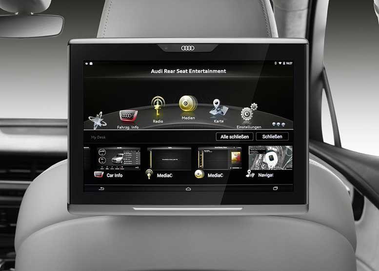 Audi connect eSim