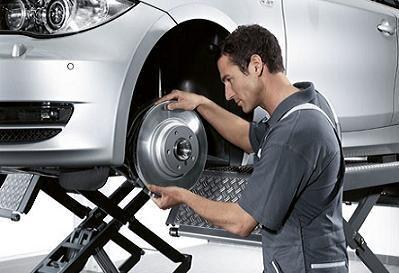 La importancia de los frenos en el coche