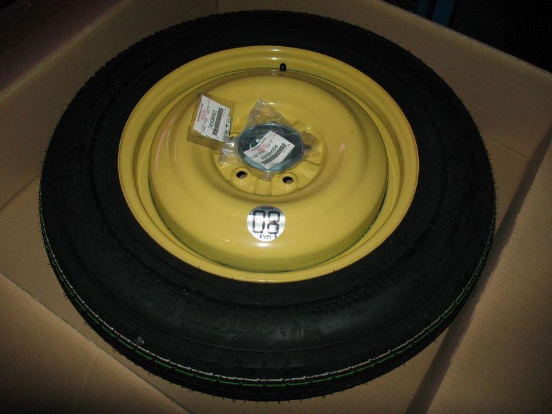 Neumático emergencia Mitsubishi ASX