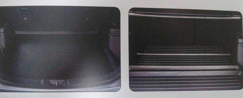 Bandeja maletero sólida Mitsubishi Outlander