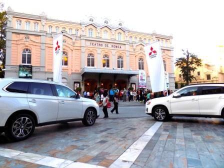 Mitsubishi, protagonista en la Gala del Deporte