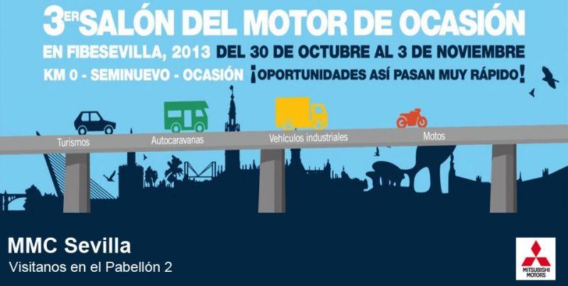 MMC Sevilla en el 3er Salón del Automovil de Ocasión