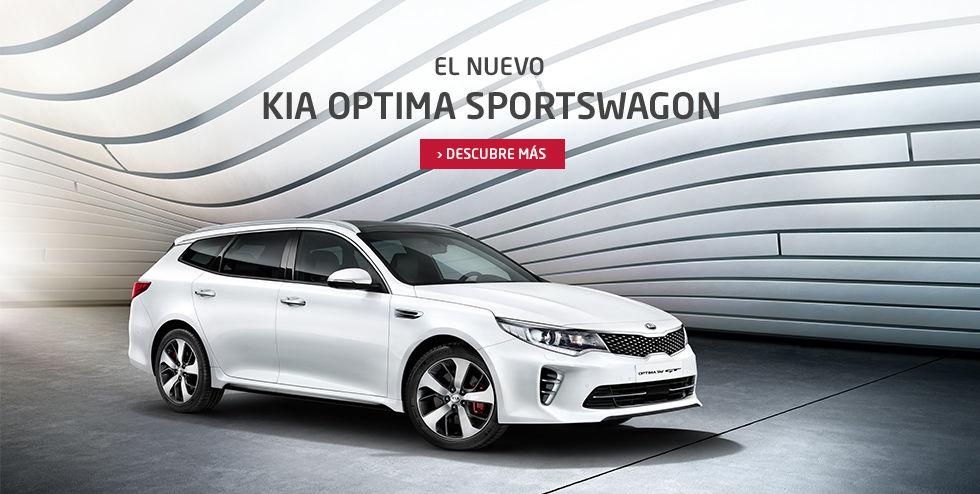Nuevo KIA Optima Sportswagon