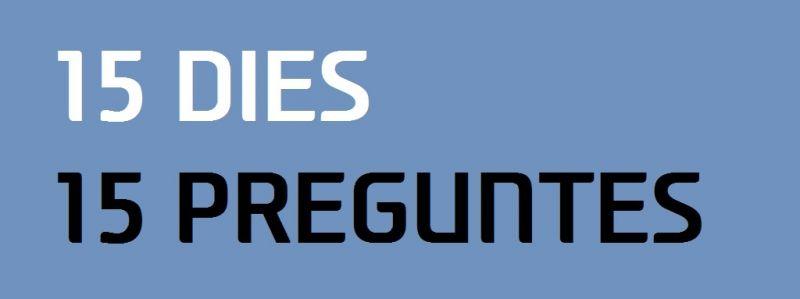 RESPON 15 PREGUNTES I T'EMPORTARÀS 300 EUROS DE DESCOMPTE