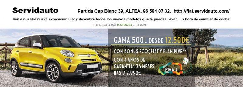 GAMA 500L DESDE 12.500€