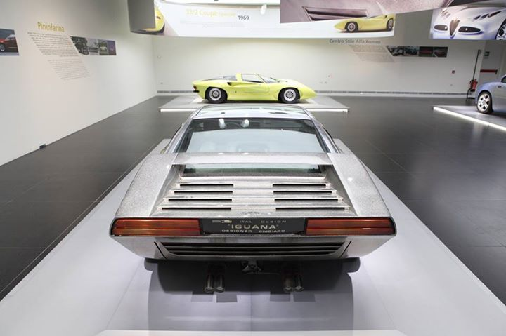 El Museo Storico Alfa Romeo abre sus puertas