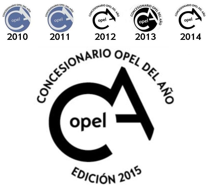 MEJOR CONCESIONARIO OPEL -*EDICION 2015*-