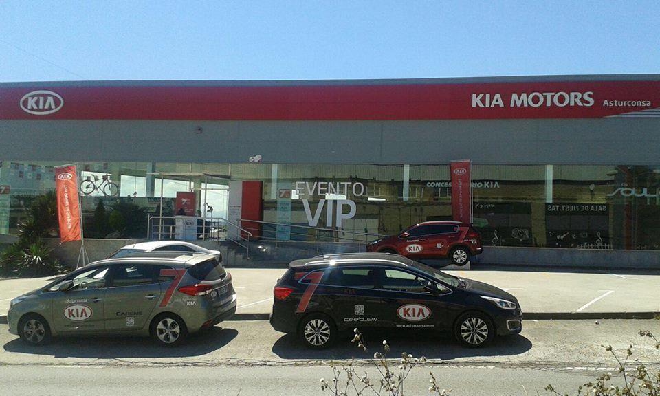 Ven a nuestro Evento VIP en KIA Asturconsa