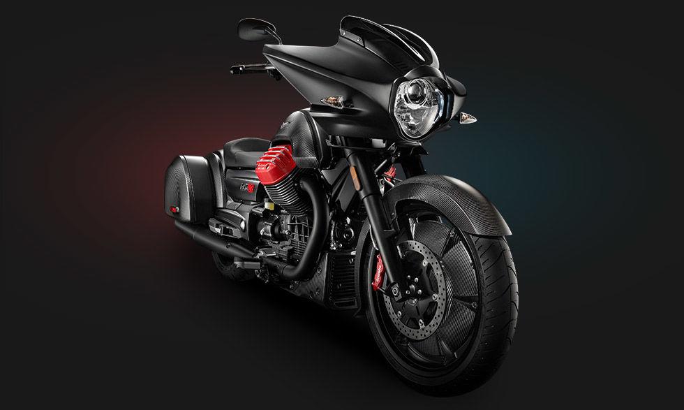 "Te presentamos la nueva Moto Guzzi MGX-21 ""Flying Fortress"""