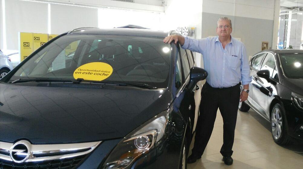 """""""El Opel Astra es ahora mismo nuestro producto estrella y coche del año en Europa"""""""