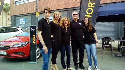 GRUPO VARA: Opel L´Horta en la VI Fira Comercial de Paiporta