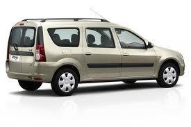 Dacia Logan Break 7 plazas dci 90cv
