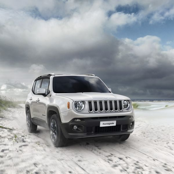 JEEP RENEGADE OPENING EDITION, SOLO HAY 100.