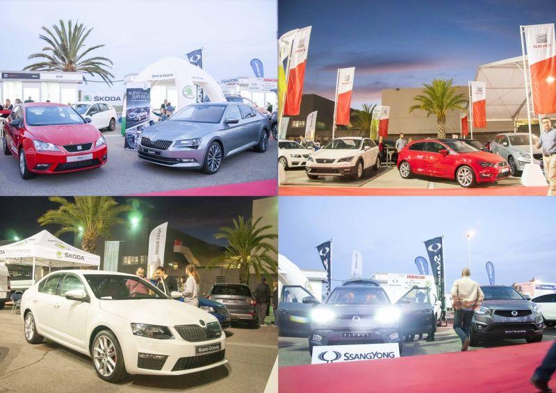 Feria Expro Reus, gran éxito de Grup Jobacar