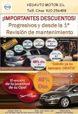DESCUENTOS TALLER