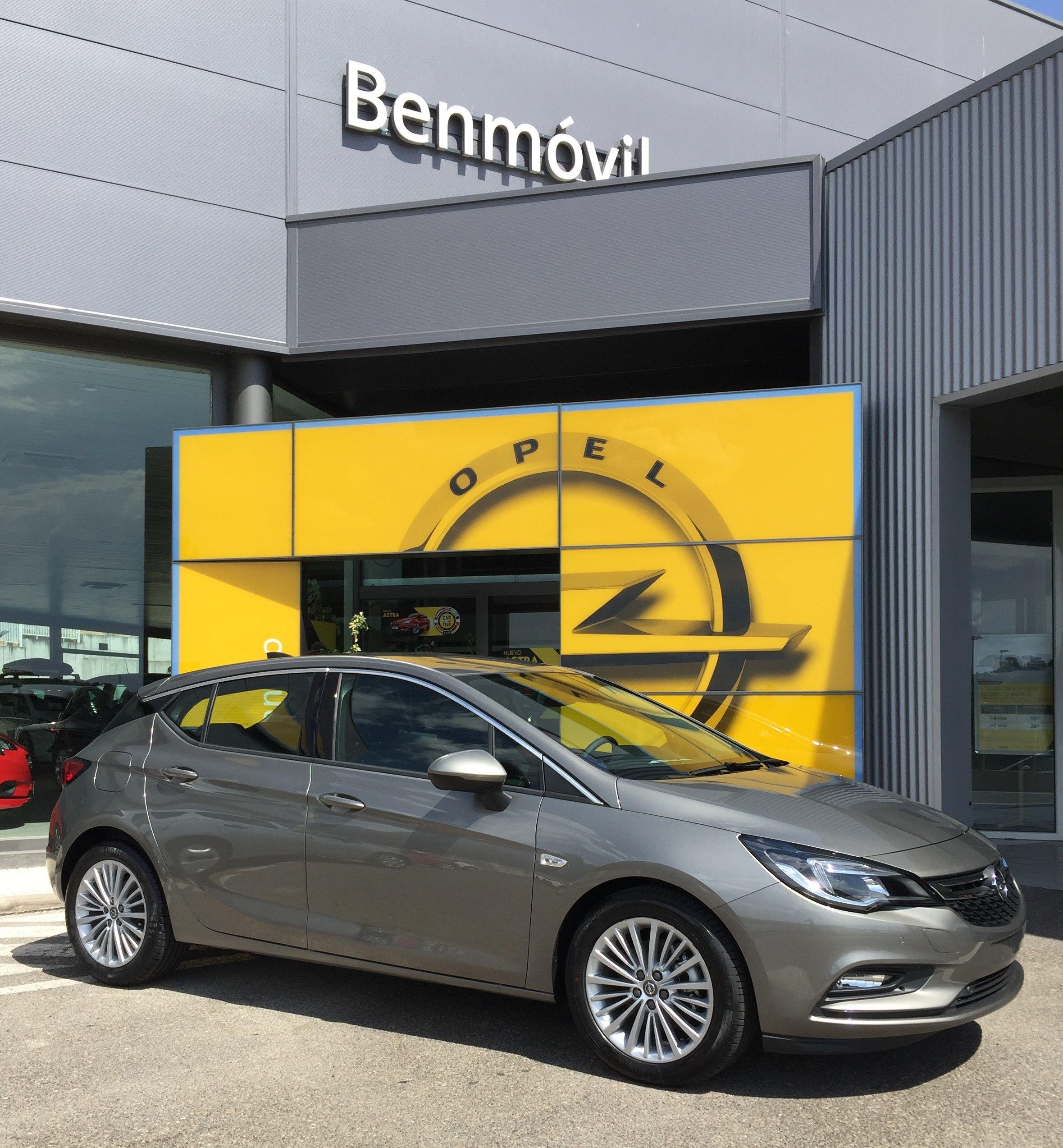 Opel Astra Dynamic 1.6 Cdti 110cv por 190€/mes. NI UN CÉNTIMO MÁS