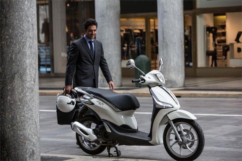 NUEVO PIAGGIO LIBERTY YA DISPONIBLE EN MOTO ESPAI GRANOLLERS