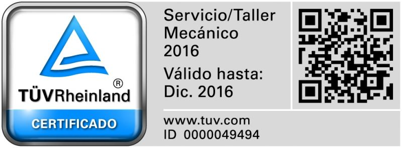 Certificación Area Mecanica - KI MOTOR 2005