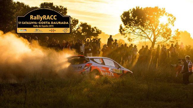 El WRC llega hoy a España con el Rally Catalunya-Costa Daurada