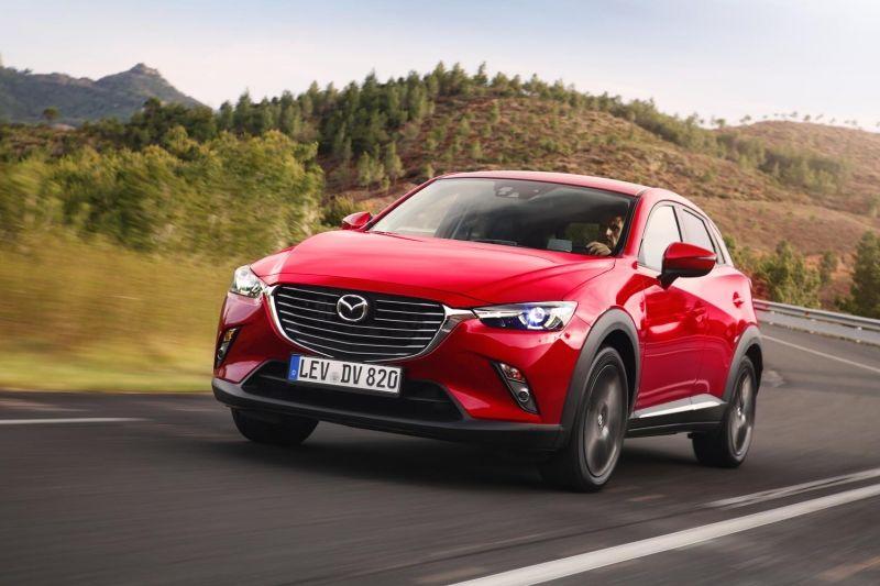 Récord de ventas de vehículos Mazda en el primer trimestre de su año fiscal