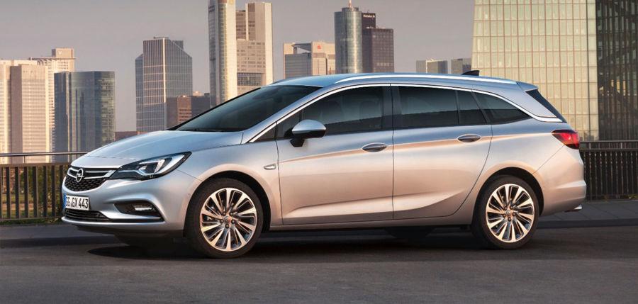 Opel lidera las matriculaciones de turismos en España en lo que va de 2016