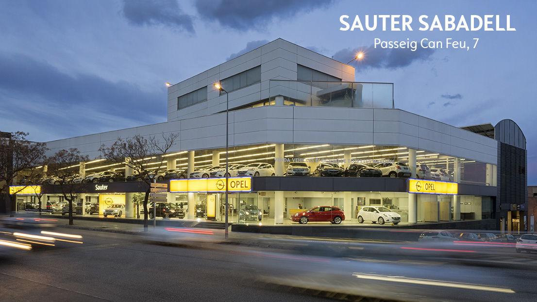 Vendes privades Opel Sauter Sabadell