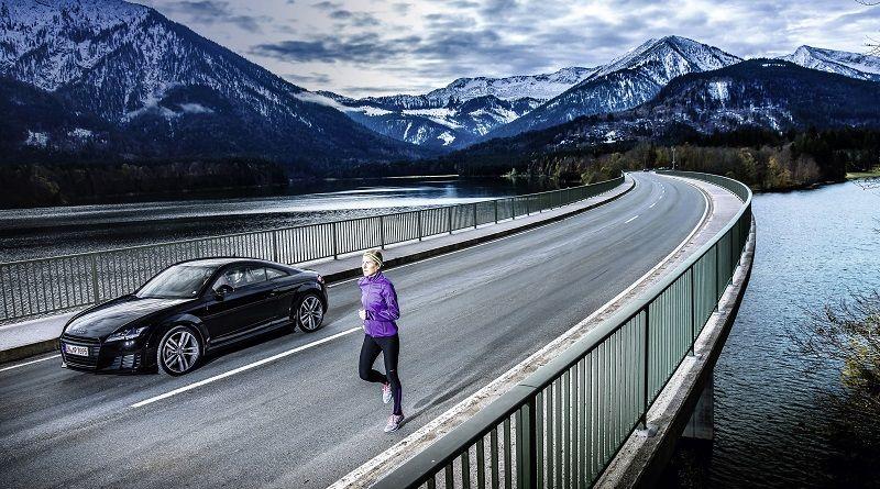 Audi, siempre en forma