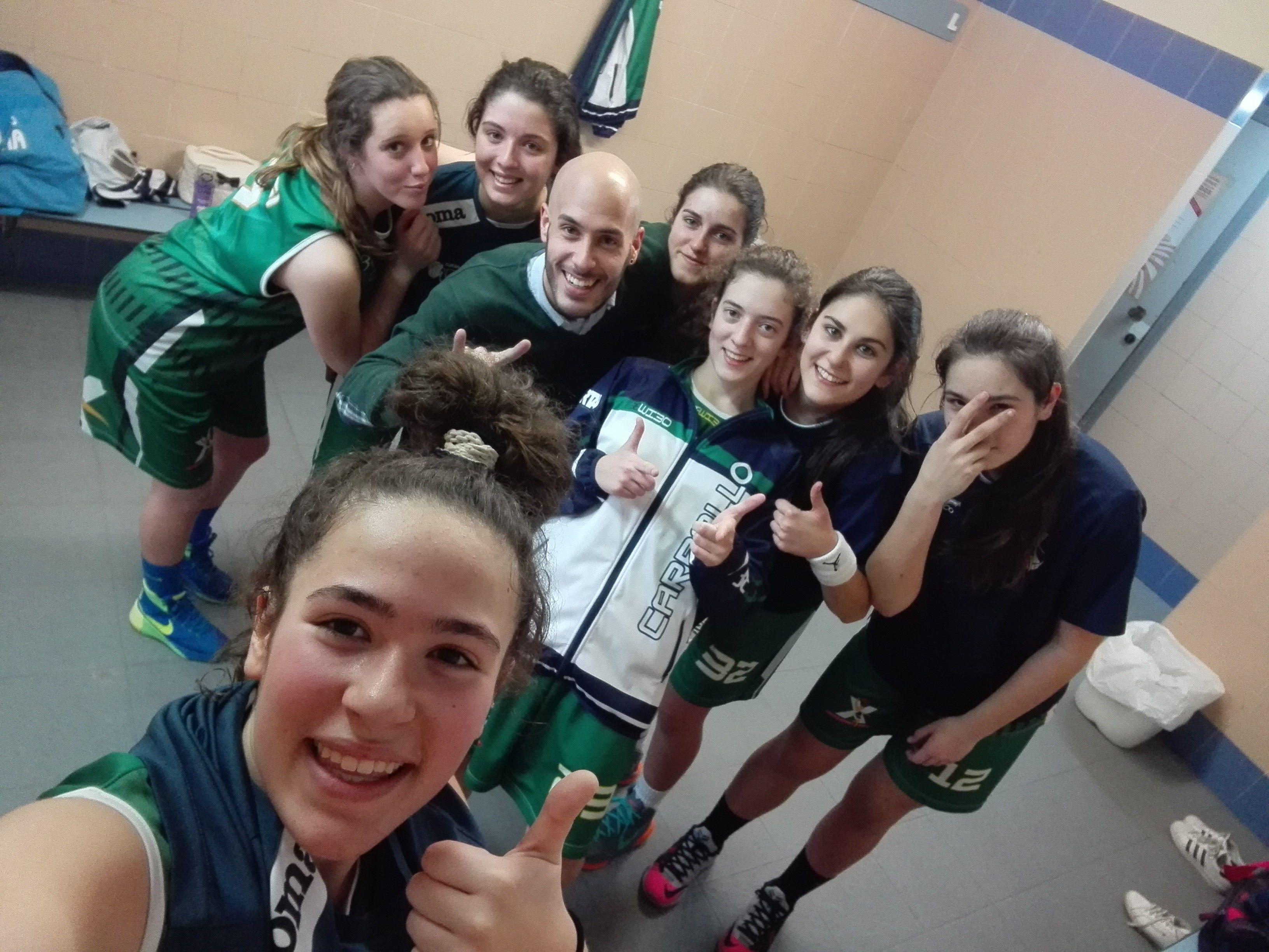 Peugeot Dimolk será el nuevo patrocinador del equipo Junior Femenino de Escola Basket Xiria de Carballo