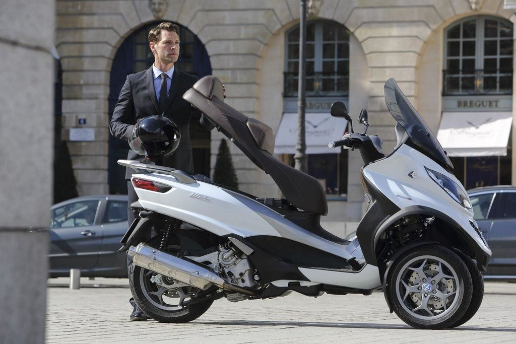 Piaggio MP3 500 HPE Business en 8.499 € !!!!