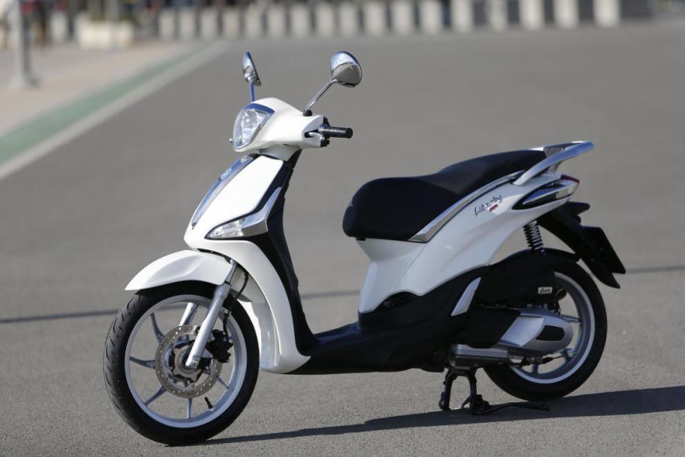 Piaggio Liberty 125 ABS 2.299 € Con Maleta