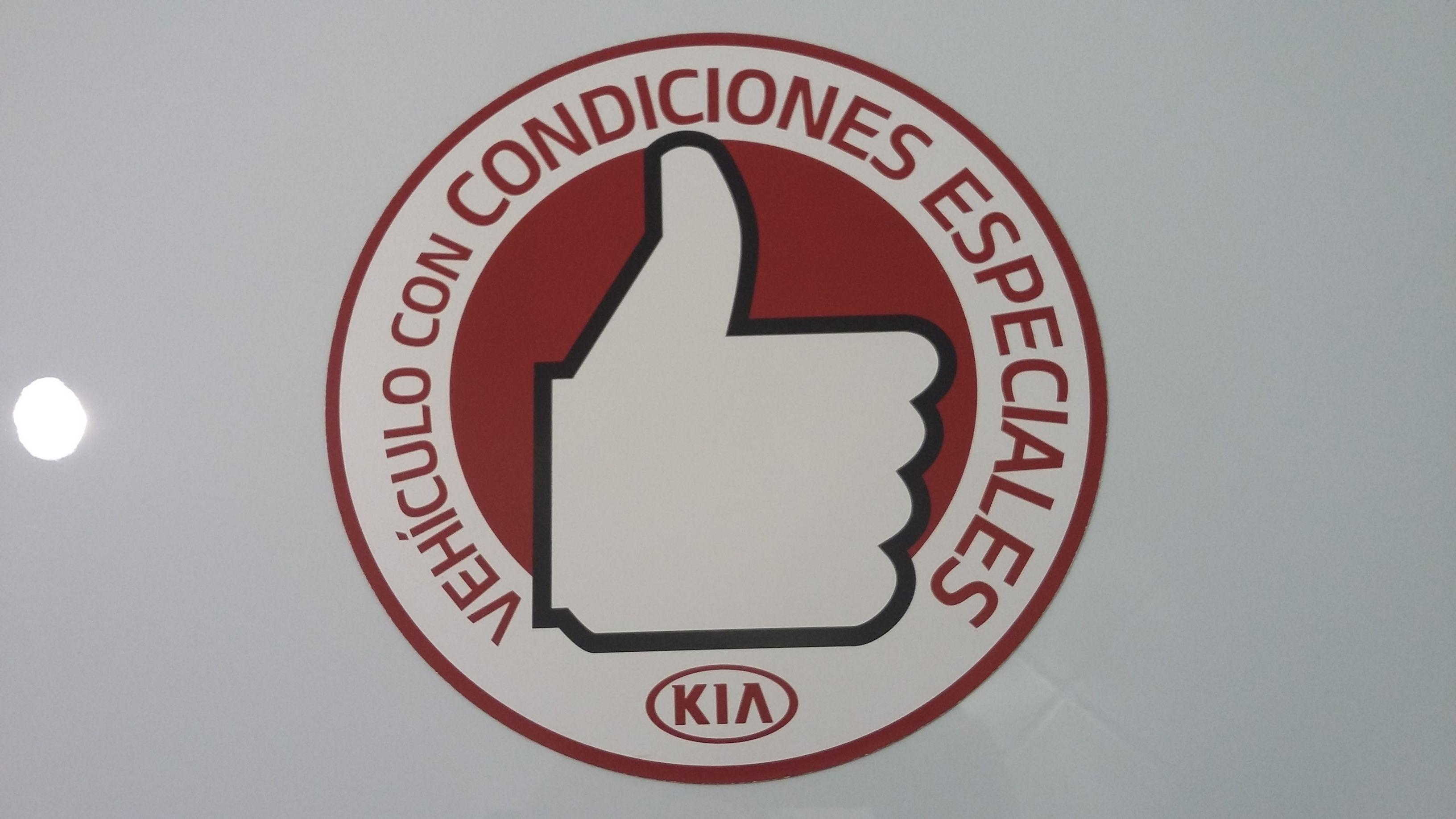 OPORTUNIDAD ESPECIAL - GAMA AGING KIA