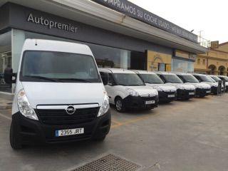 Acosol renueva su flota con 30 Opel de Autopremier Costa