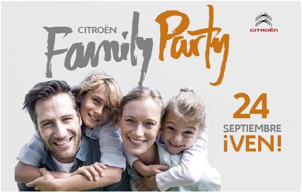 Este sábado especial Family Party en Viuda de Terry. ¡No te lo pierdas¡