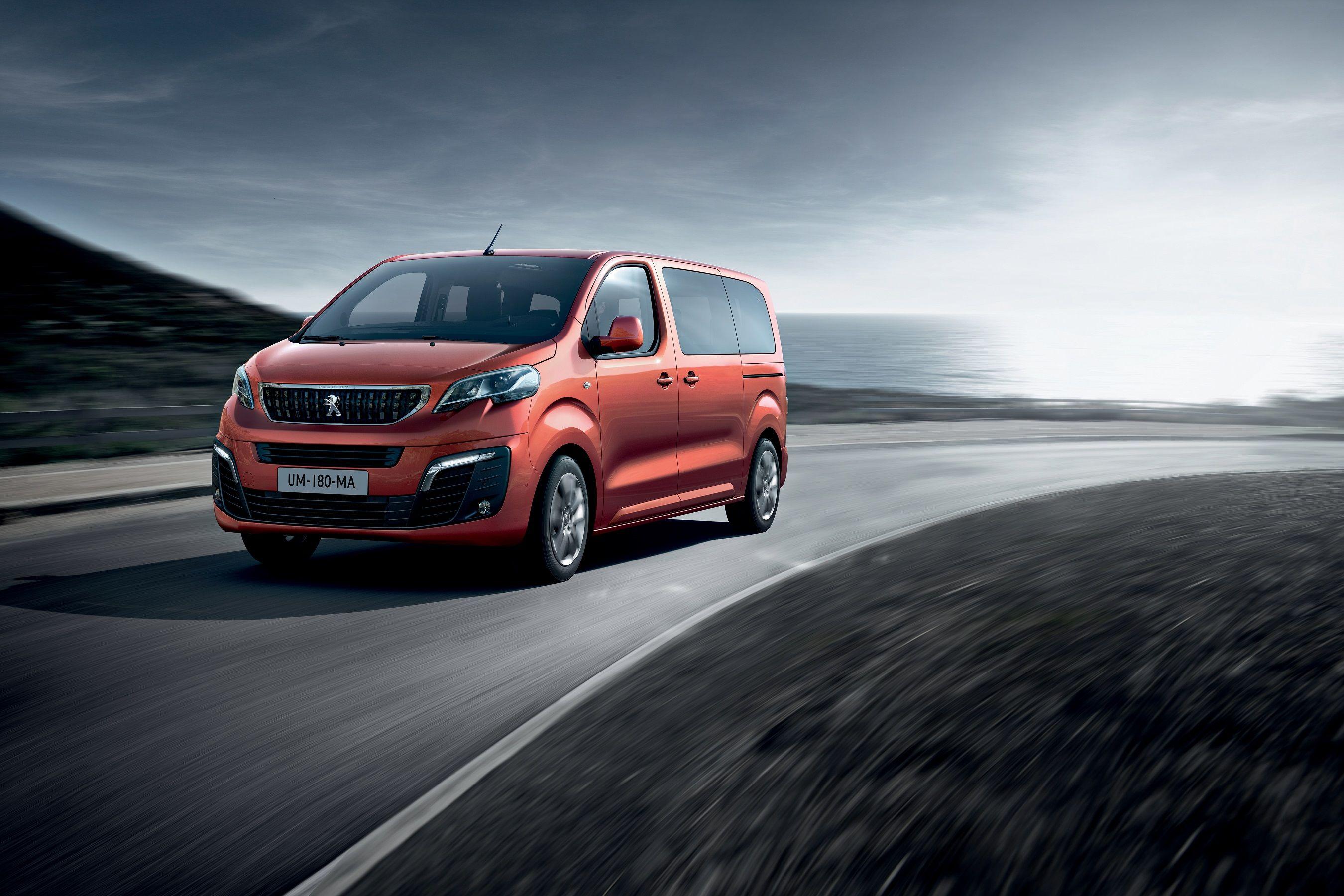 Peugeot Traveller: los viajes de negocios y de placer entran en una nueva era