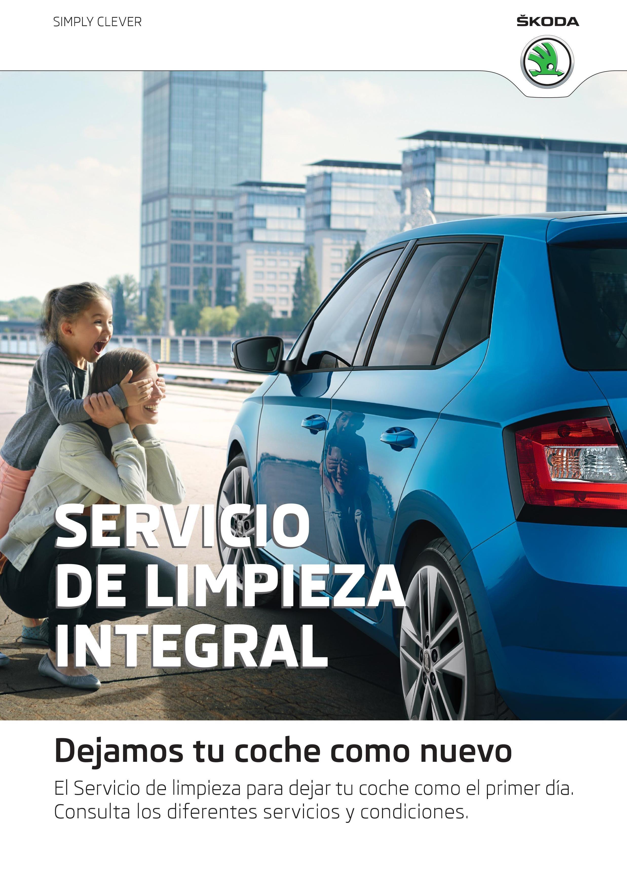 Dejamos tu coche como nuevo.