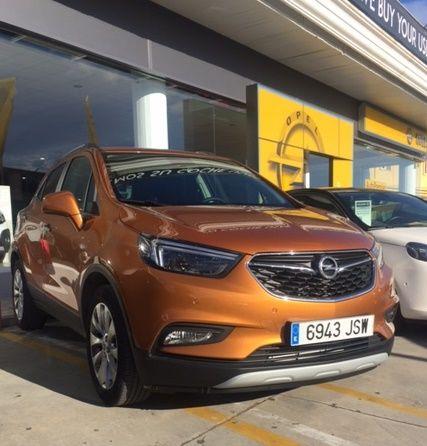 Opel Mokka X, un nuevo soplo de aire fresco para el segmento de los SUV